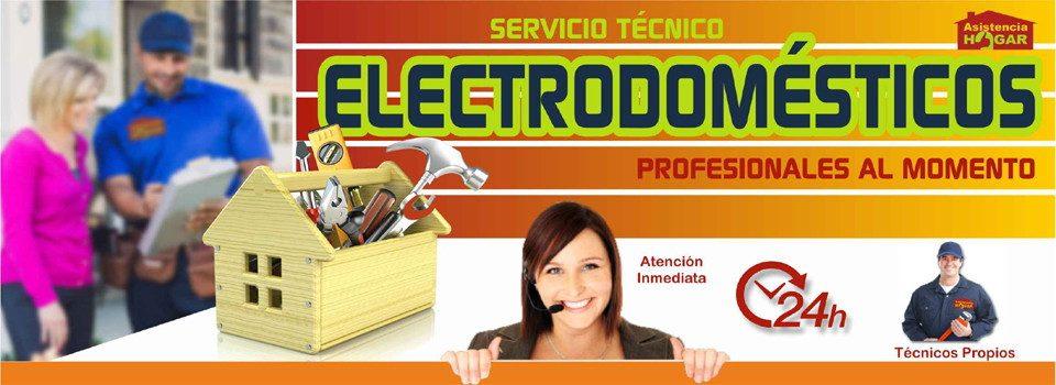 REPARACION ELECTRODOMESTICOS
